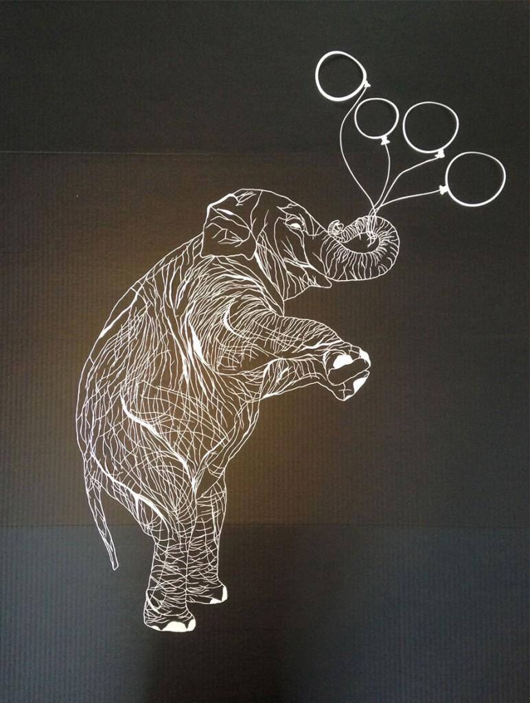 paper art 8