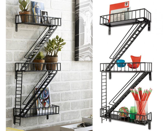 shelf-fire-escape