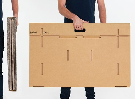 cardboard desk 1
