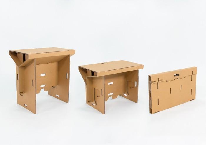cardboard desk 3