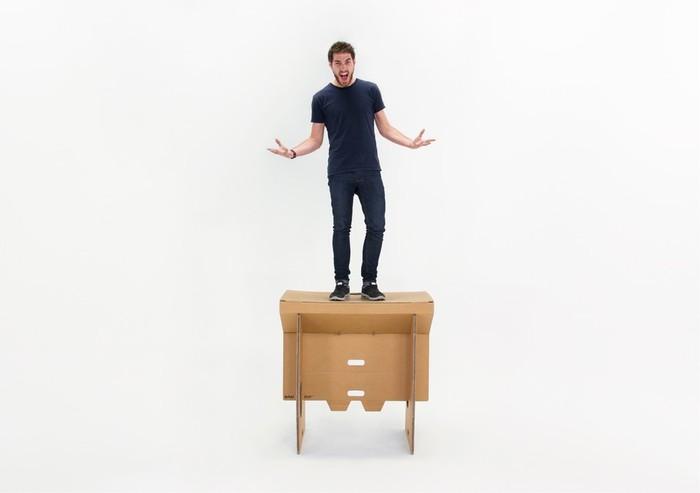 cardboard desk 4