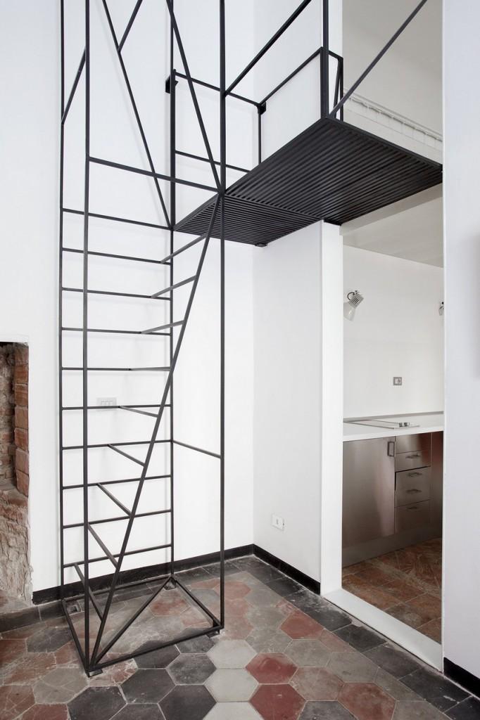 minimalist staircase 1