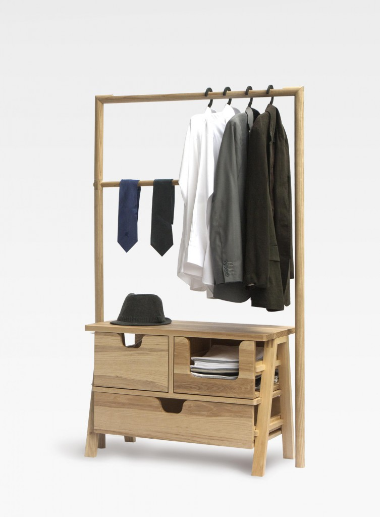 7 Day Closet by Studio248