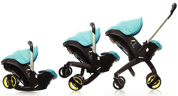 Doona Infant Car Seat Stroller Combo