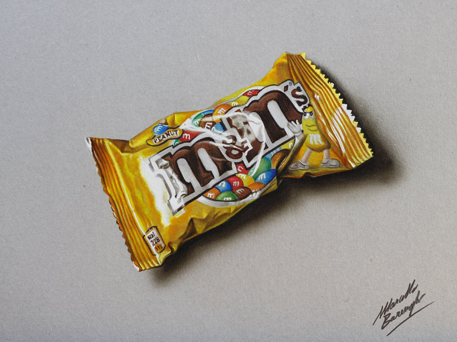 hyper realistic drawing 2