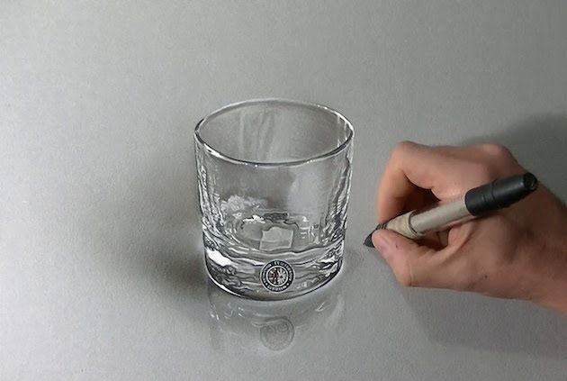 hyper realistic drawing 5