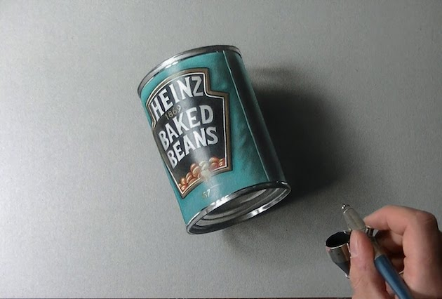 hyper realistic drawing 6
