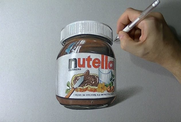 hyper realistic drawing 7