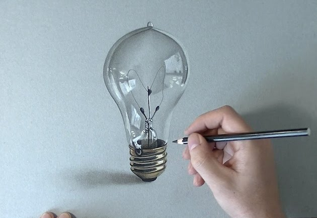 hyper realistic drawing 8
