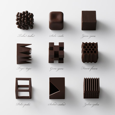 nendo chocolates 2