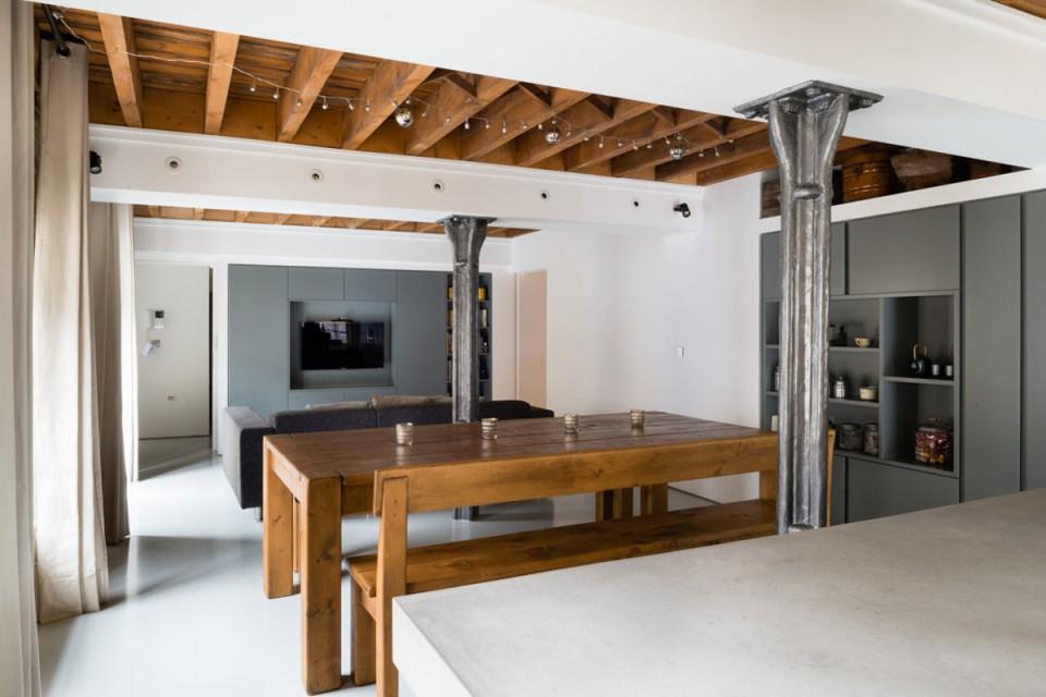 warehouse apartment 1