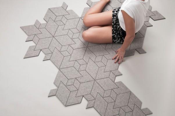 Cityscapes carpet 1