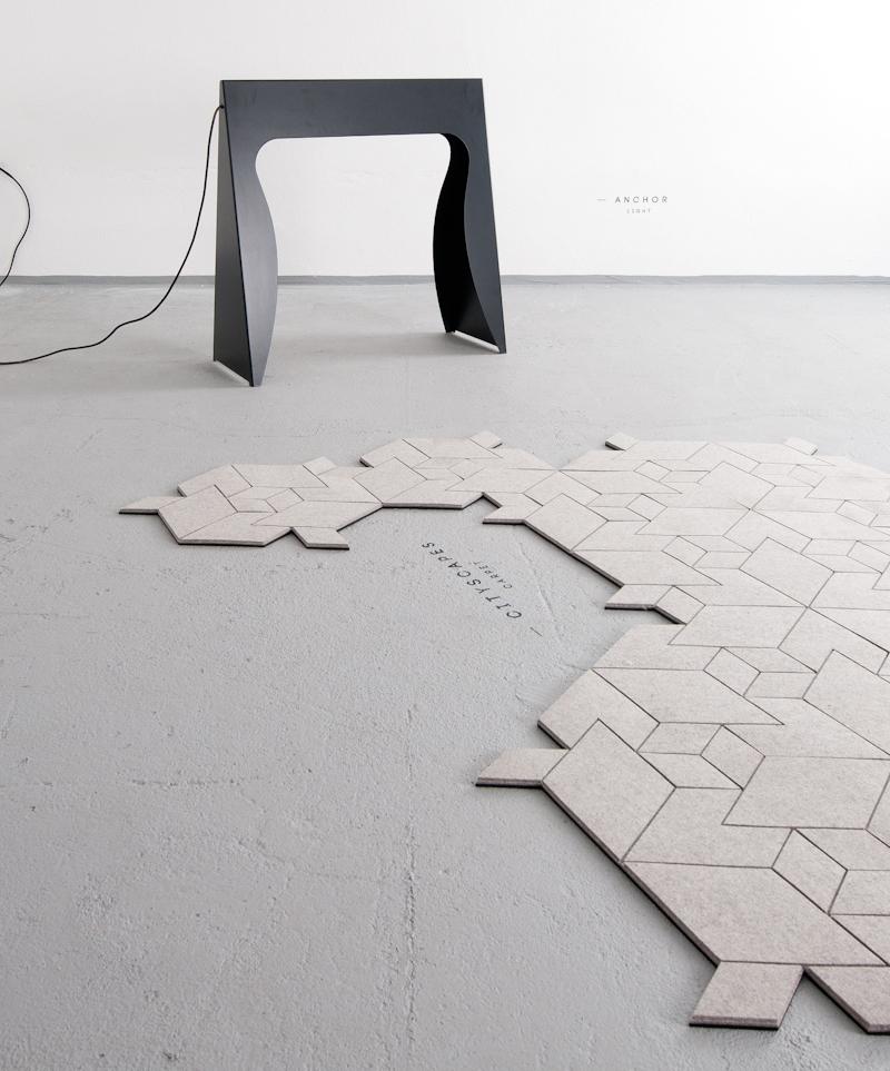 Cityscapes carpet 5