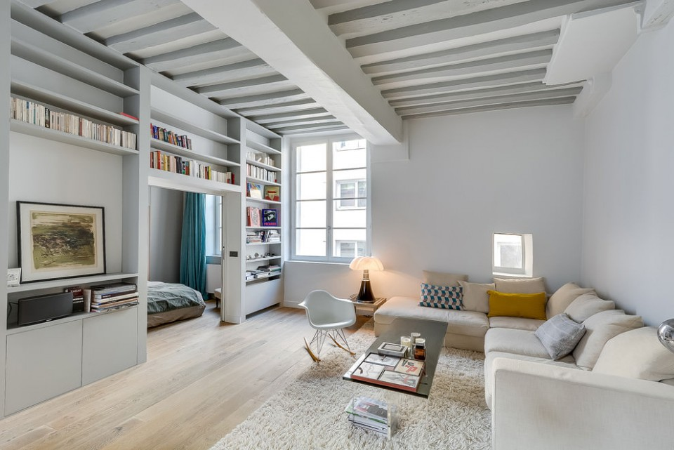 apartment in paris 1