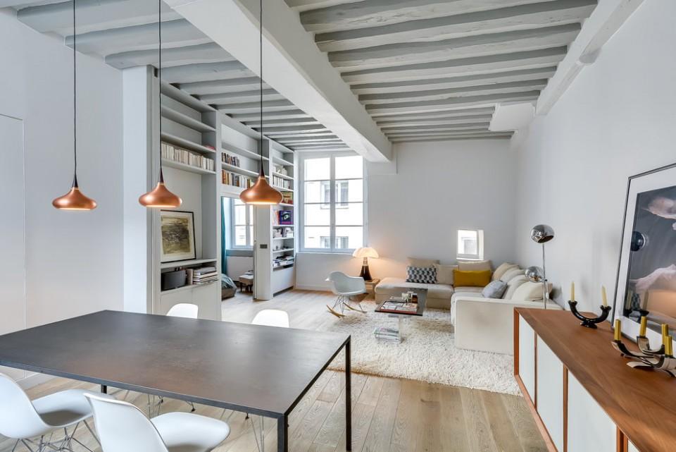 apartment in paris 4