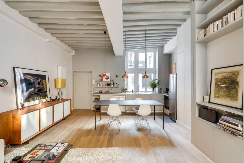 apartment in paris 8