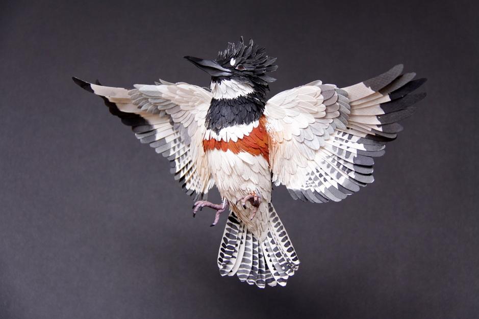 paper bird 6
