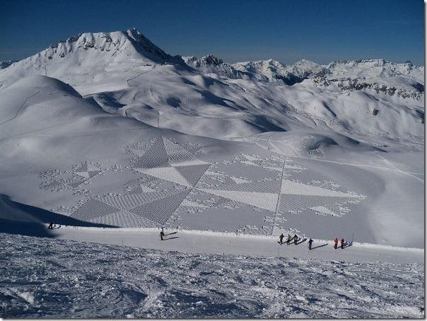 snow art 12