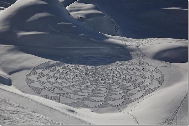 snow art 14