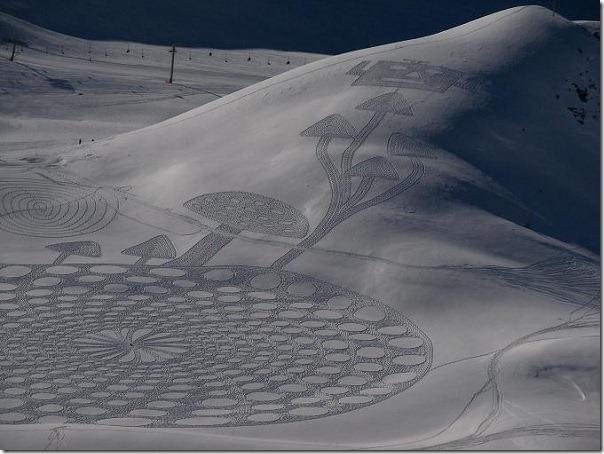 snow art 6