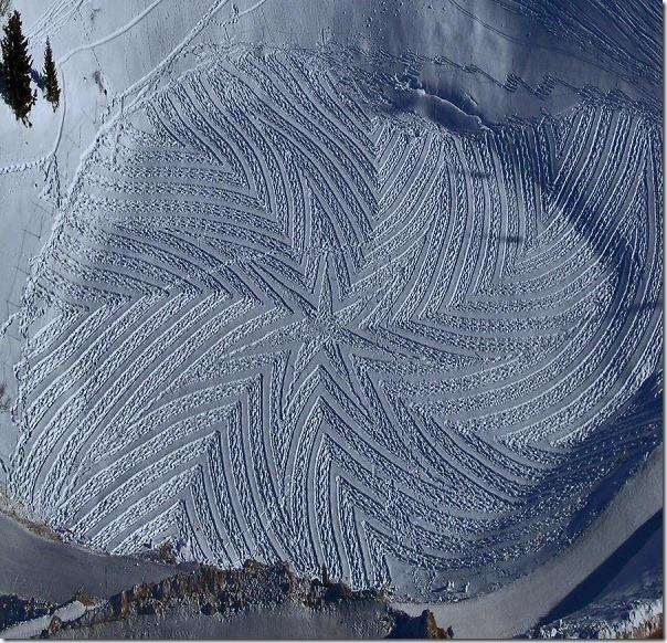 snow art 7
