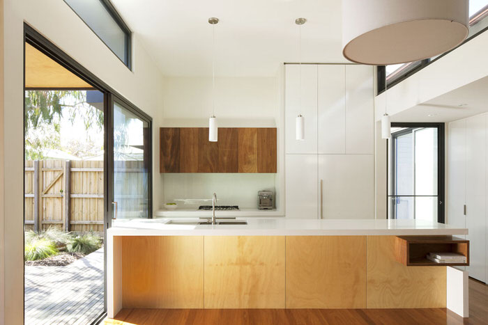 plywood kitchen 2