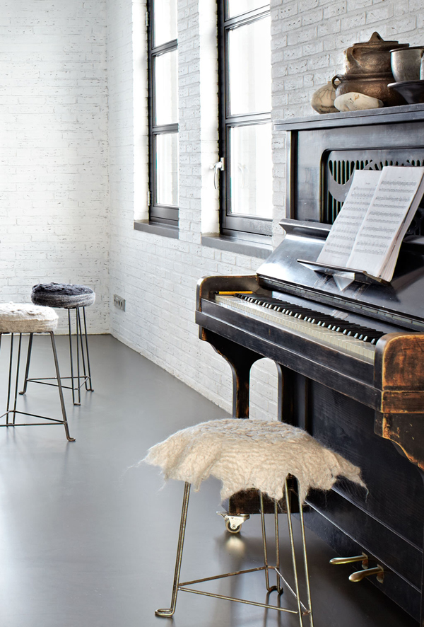 Industrial Style At Home