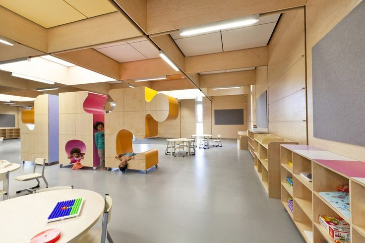 Preschool building design for Interior designs play