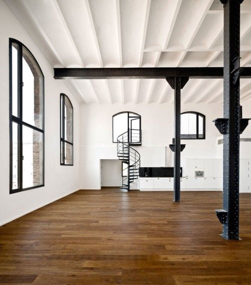 Decorating Loft Spaces: Ideas For Designing Loft Space
