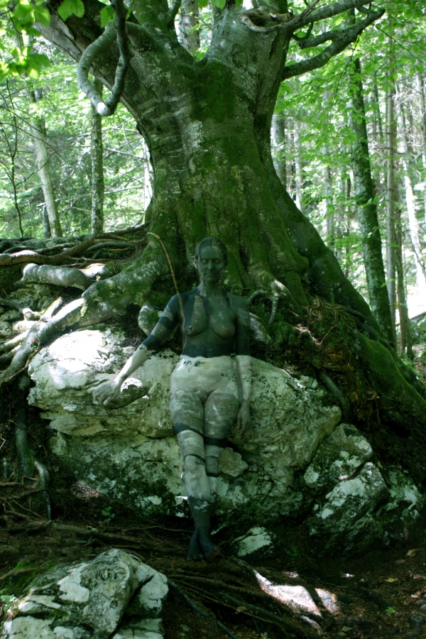 Amazing Nature Inspired Body Painting