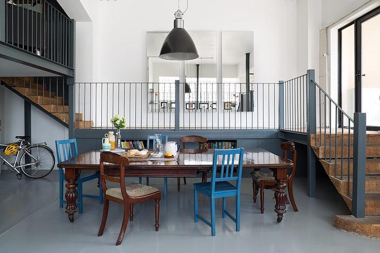 Loft Apartment, UK