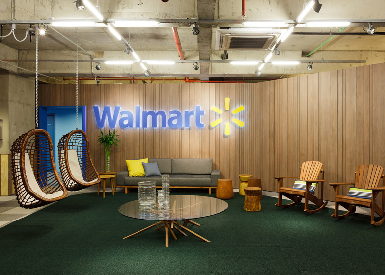 Walmart Headquarter In Sao Paulo