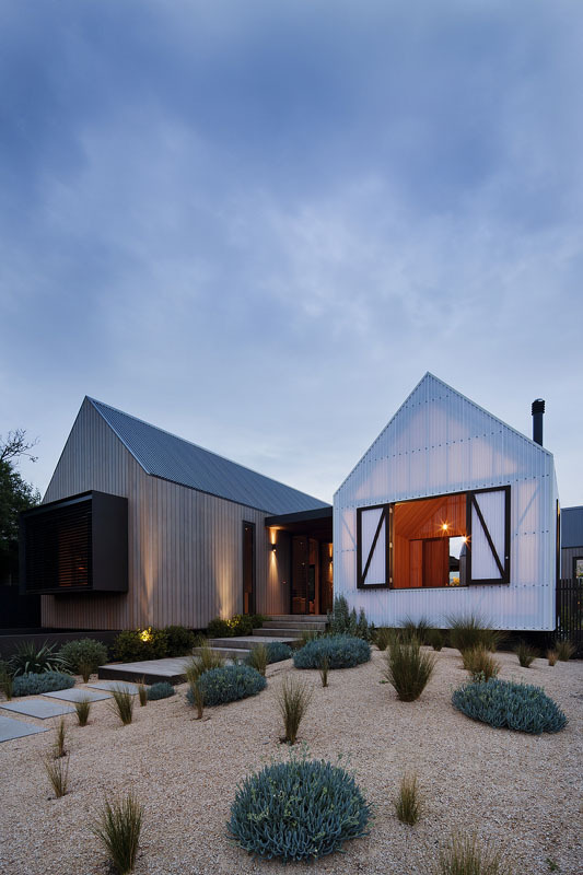 Seaview House Designed By Parsonson Architects: Sea View House In Australia