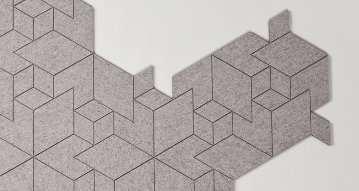 Modular Cityscapes Carpet By Allt Studio