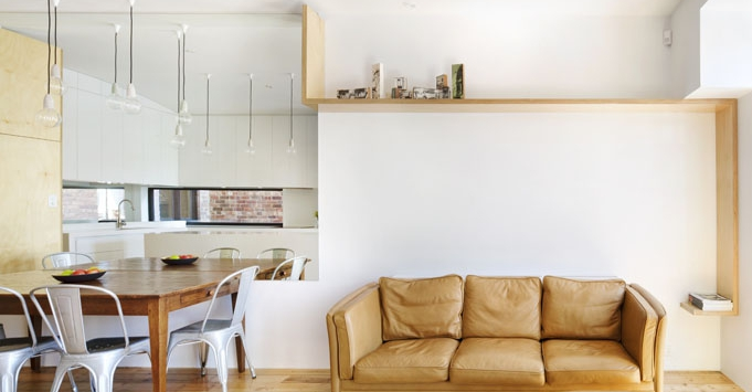 great interior design for plywood lovers - Great Interior Designs